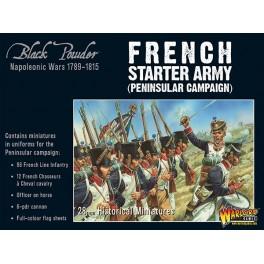 Starter français guerre de la péninsule