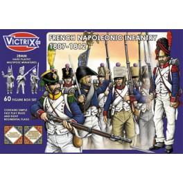 VX0005 French Napoleonic Infantry 1807-1812