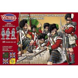 VX0007 Napoleonic Highlander Flank Companies 1807-1815