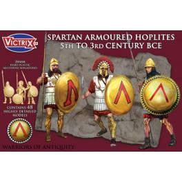 VXA002 Ancient Greek Spartan Hoplites 450-300 BC
