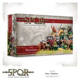 SPQR: Guerriers gaulois