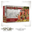 SPQR: Légionnaires romains avec glaives et/ou frondes