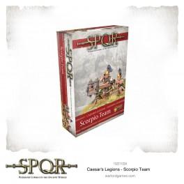 SPQR: Scorpion romain
