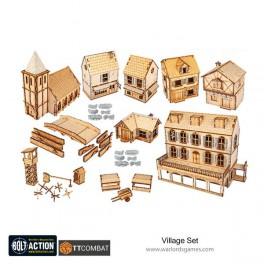 Rural Village Set