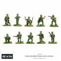 Britaniques: Infantry section (summer)
