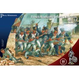 French Napoleonic Infantry Battalion 1807-14