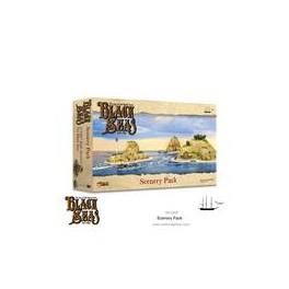 Black Seas scenery pack