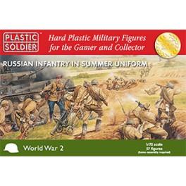 1/72nd Russian Infantry in Summer Uniform