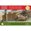 1/72nd Easy Assembly German Panzer IV Tank