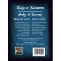 Cartes Shakos & Baïonnettes