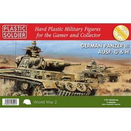 1/72nd Panzer III G H