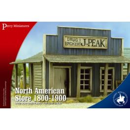 North American Store 1700-1900