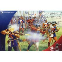 Mercenaries European Infantry 1450-1500