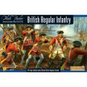 French Indian War 1754-1763: British Regular Infantry
