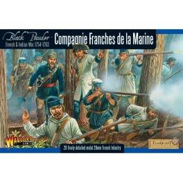 French Compagnie de la Marine