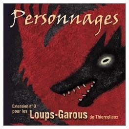 Personnages - extension Loups-Garous de Thiercelieux