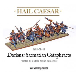 Dacians: Sarmatian Cataphracts boxed set