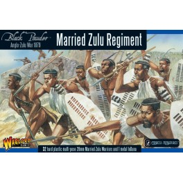 Married Zulu Regiment (1879)