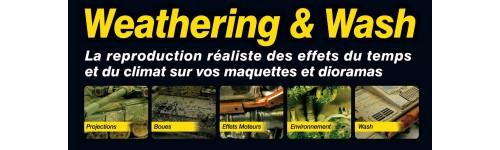 Weathering & Wash