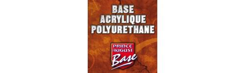Bases polyuréthanes